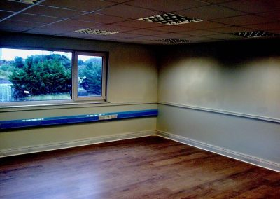 Office & Fabricating Workshop