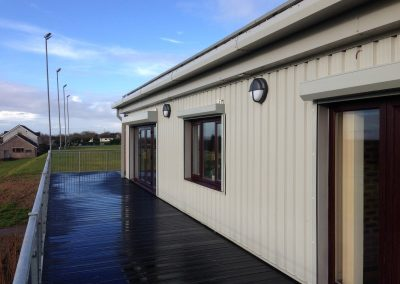 Design and Build of new Rugby Social Club