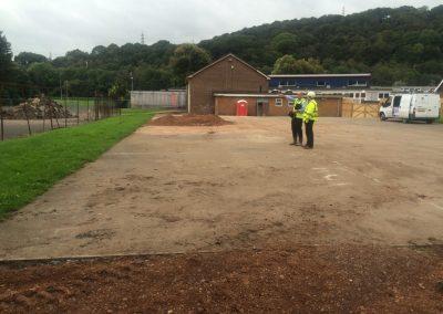 Hawthorn High School – LCB Construction