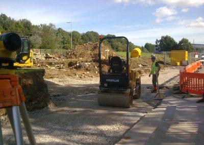 Bayliss Yard Construction, Bridgend – Bayliss