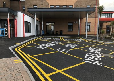 Renal Unit, Morriston Hospital – Interserve